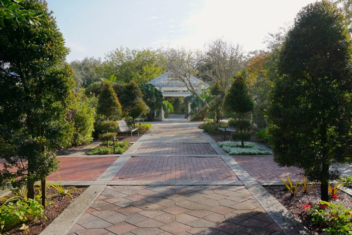 Leu Gardens Gazebo