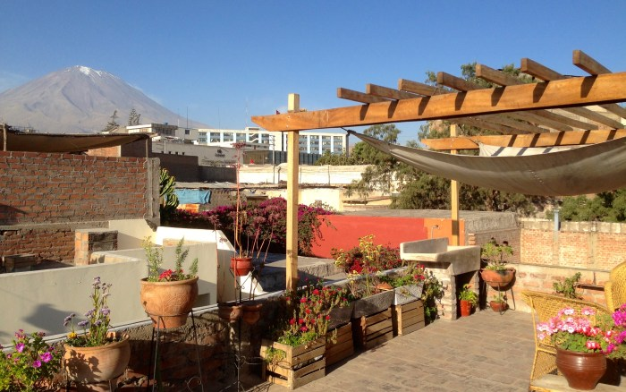 Airbnb Arequipa