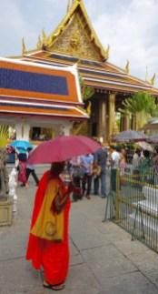 Wat Phra Kaew Monk