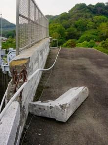 The Dam at Shih-Gang Reservoir
