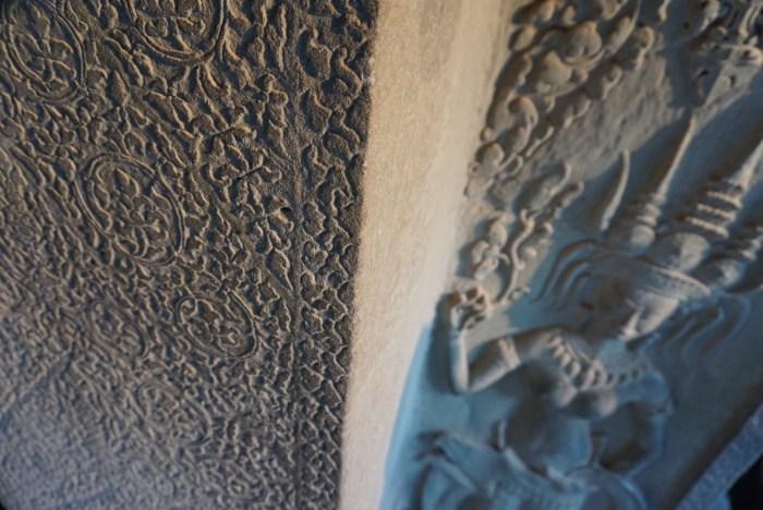Angkor Wat Reliefs