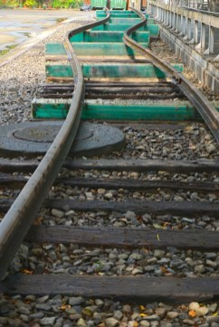 921 Earthquake Museum of Taiwan Railroad Tracks