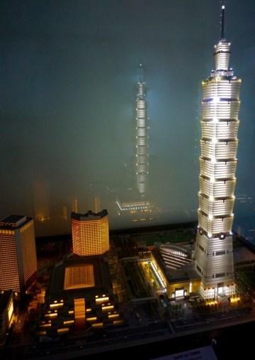 Taipei 101 Model