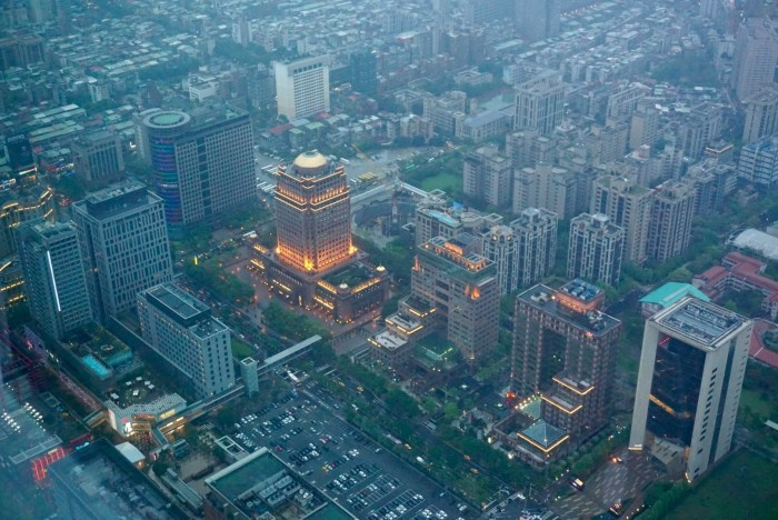 Taipei 101 City View