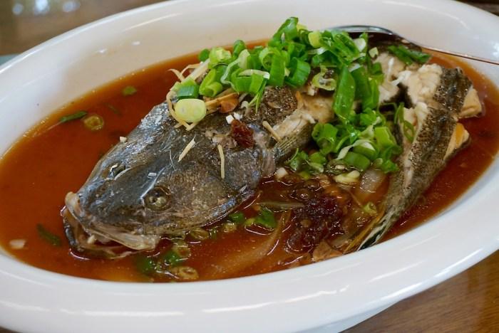 Taiwan fish dish