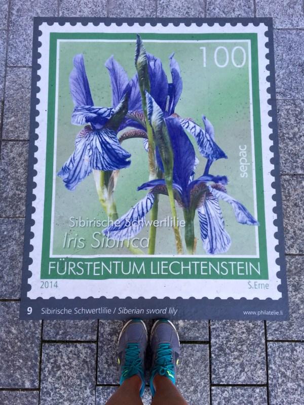 Liechtenstein Postage