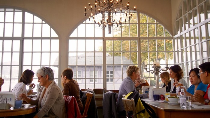 Luz Cafe Lucerne Switzerland
