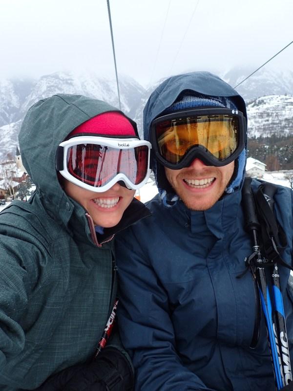 Domeck Skiing
