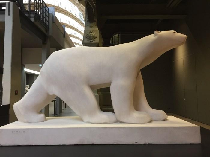 François Pompon Ours blanc