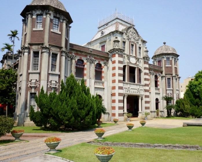 Taiwan Folk Museum Lukang