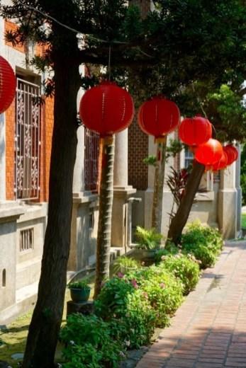 Chinese Lanterns Taiwan