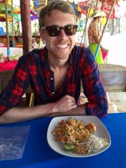 Pad Thai in Phuket