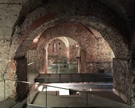 Underground Cellar Monastery