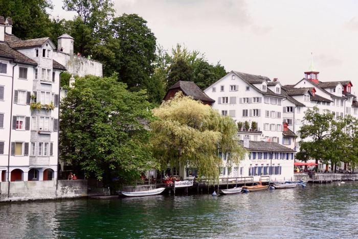 Lindenhof Zurich