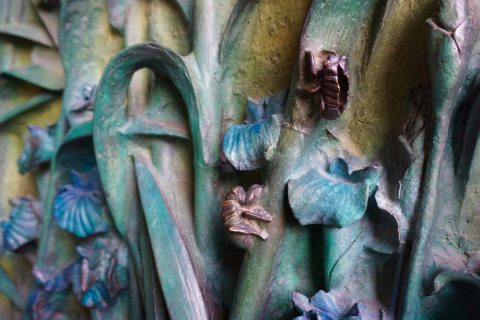 Sagrada Familia Door