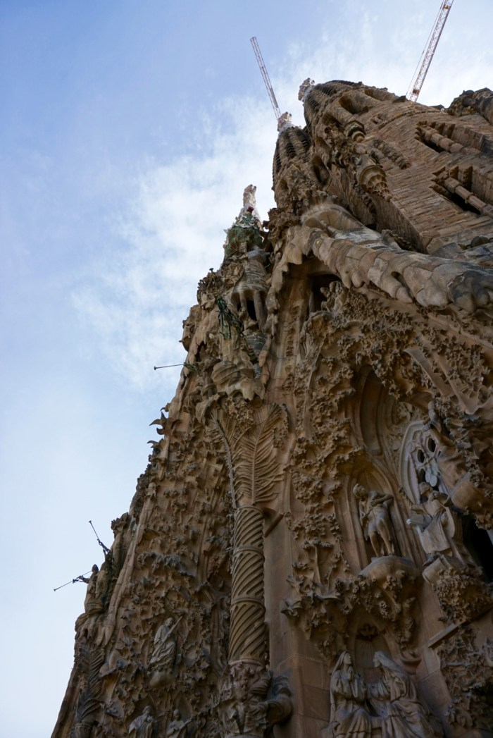 Sagrada Familia Nativity Facade
