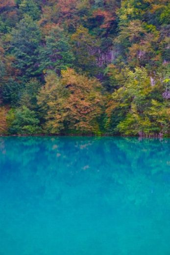 Plitvice Lakes Fall