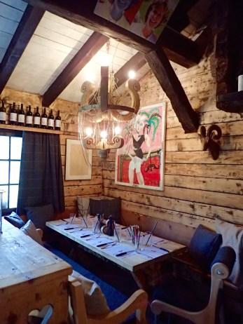 Chez Vrony Interior