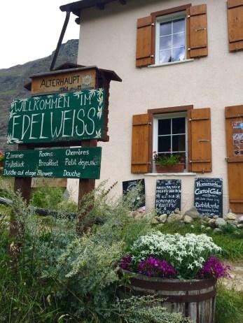 Edelweiss BB Zermatt