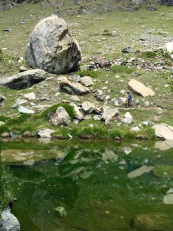 Five Lakes Trail Grindjisee