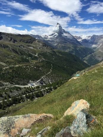 Five Lakes Trail Matterhorn View