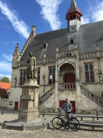 Damme Bruges Village Belgium