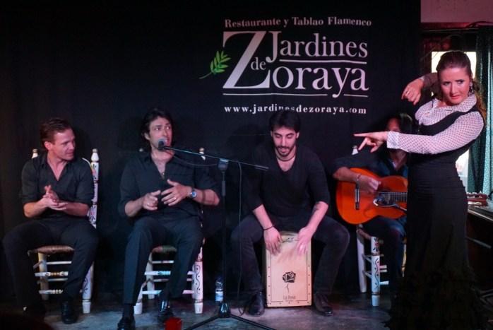 Jardines de Zoraya Quality and Talent