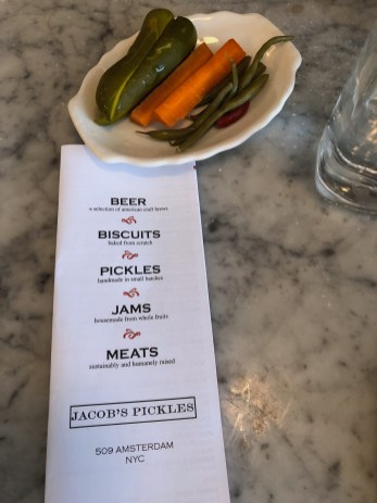 NYC Jacobs Pickles
