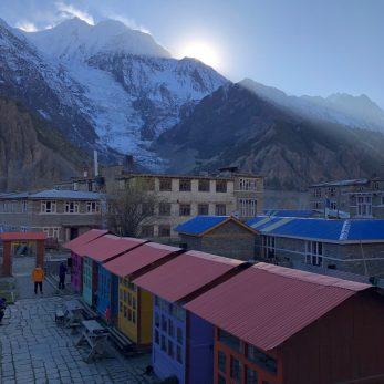 Nepal Teahouse Manang