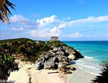 A photo tour of the Tulum Ruins