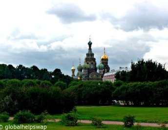Memories of early travels : St Petersburg Vlog