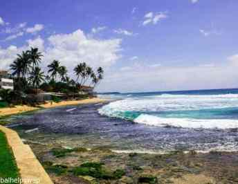 The Friday Photo Project   The beach in Galle, Sri Lanka