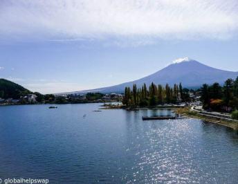 From Tokyo to Kawaguchiko – An amazing Trip to Mount Fuji