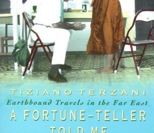 Travel book of the week: A fortune teller told me by Tiziano Terzani