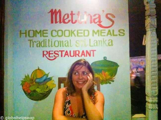 Unawatuna Restaurants
