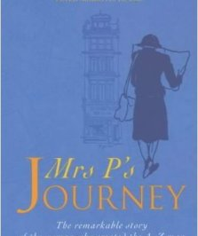 Travel book of the week: Mrs P's journey