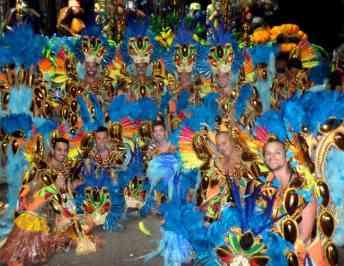 When in Rome do as the Romans do, when In Brazil? Dance Samba!