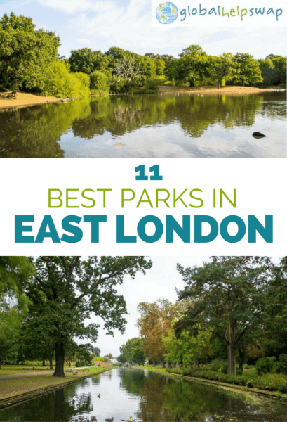 East London: The 11 Best Gardens And Parks In East London