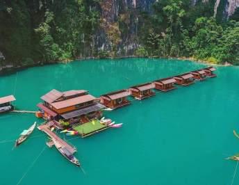 Panvaree Resort Khao Sok National Park