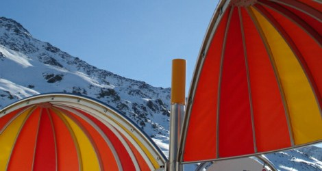 St. Anton: Rendl Beach Bar