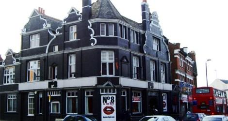 London: No 8 Hostel