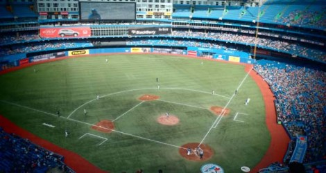 Toronto: Bluejays Baseball Game