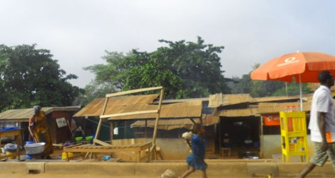 A Month In Ghana