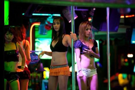 Ladyboys and Ping-Pong Shows