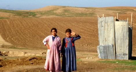 I Hitchhiked Though Iraqi Kurdistan