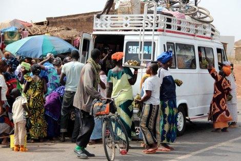 African Minibuses