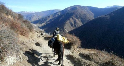 Songpan: Ice Mountain Horse Trek