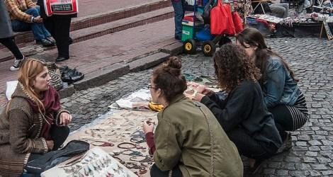 Buenos Aires: San Telmo Markets