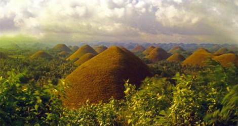 Bohol: Chocolate Hills