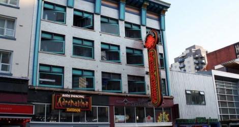 Vancouver: Samesun Backpackers Lodge